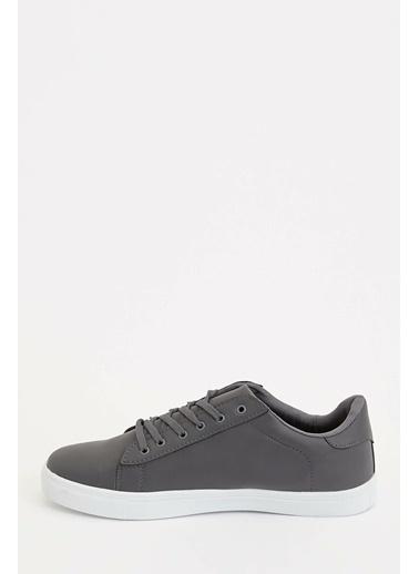 DeFacto Bağcıklı Spor Ayakkabı Antrasit